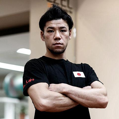 SASUKE日本代表/朝一眞選手