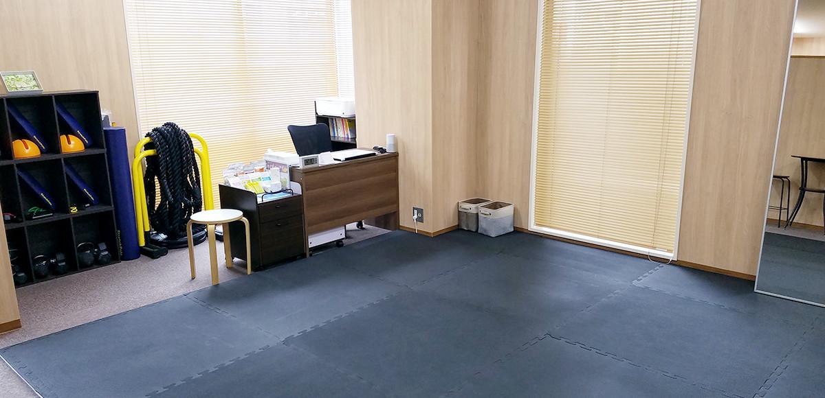 Training Studio Ripple 天六店 スタジオ風景